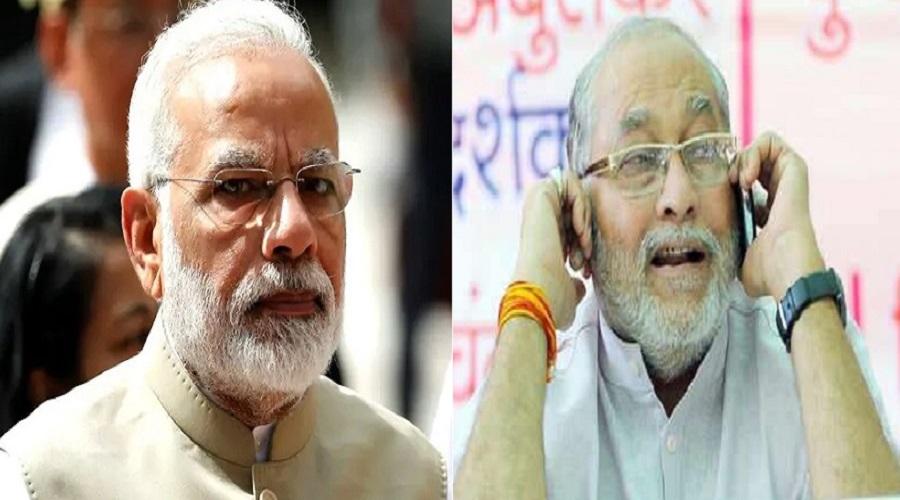 PM મોદીના ભાઈ પ્રહલાદ મોદીને એસ્કોર્ટ નહીં અપાયું તો ધરણા પર બેસી ગયા, જાણો પછી શું થયું?