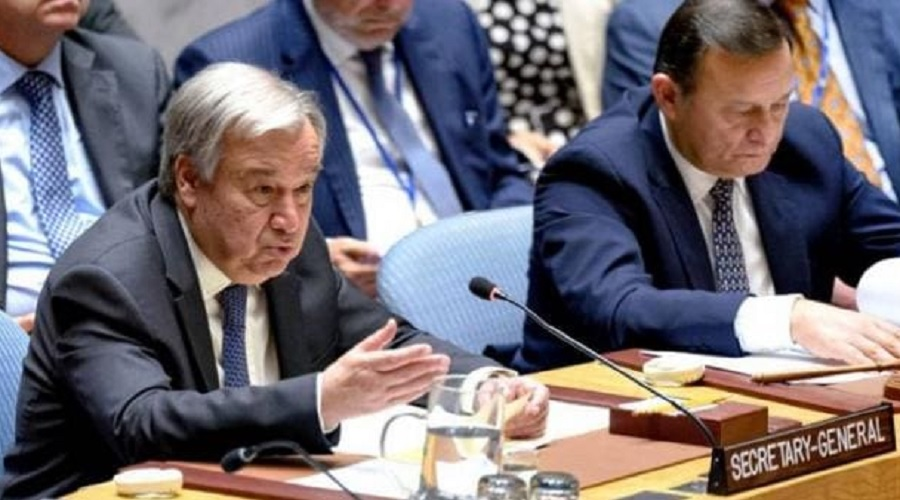 પાકિસ્તાનને UNએ ફરી આપ્યો ઝટકો, ફગાવી કાશ્મીર પર મધ્યસ્થીની માંગ