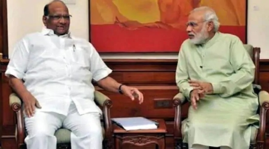 PM મોદી સાથે શરદ પવારની મીટીંગ: અપાઈ આવી મોટી ઓફર? મહારાષ્ટ્રમાં NCP-BJPની સરકાર?