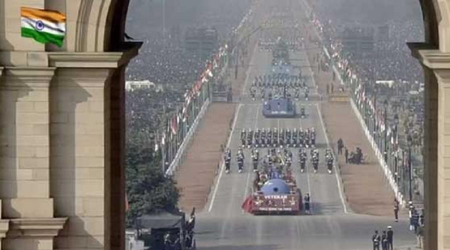 રાજપથ પર દેખાયો ભારતનો દબદબો, દુનિયાએ જોઈ સૈન્ય તાકાત અને સંસ્કૃતિની ઝલક