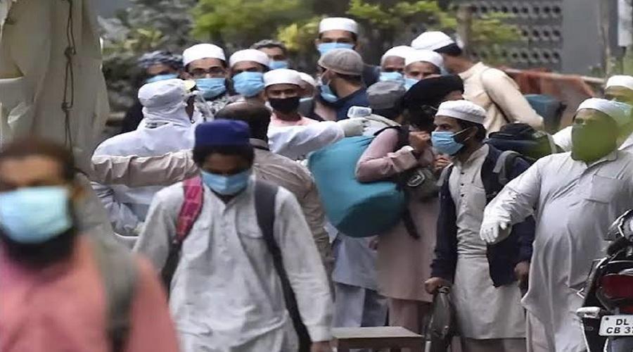 દિલ્હીના તબ્લીગી મરકઝનું સુરત કનેક્શન ખૂલ્યું, 76 જણા મરકઝમાં ગયા હતા