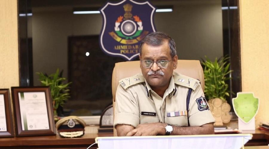 આશિષ ભાટીયા બન્યા ગુજરાતના પોલીસ વડા