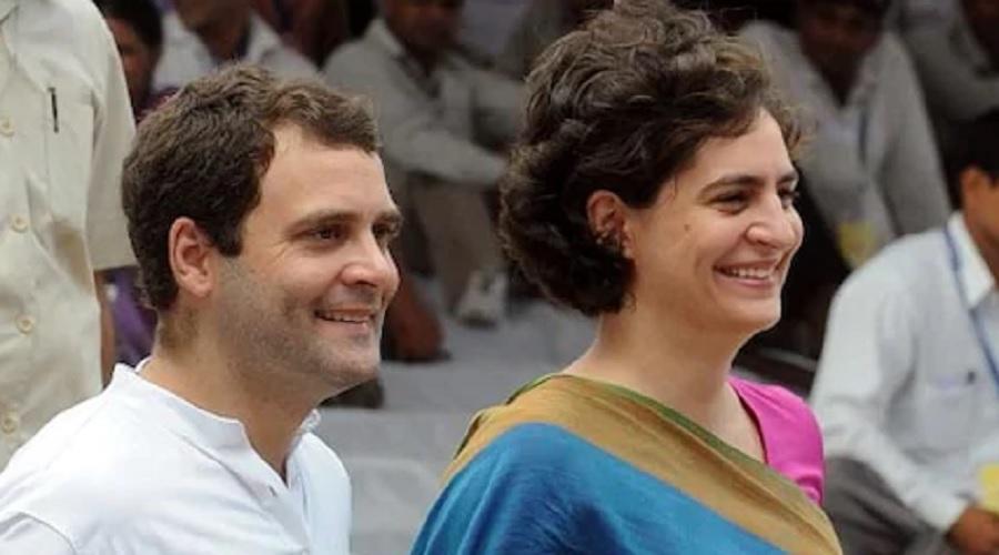 નાગરિકતાનો વિવાદ: પ્રિયંકાએ કહ્યું આખી દુનિયા જાણે છે રાહુલ ભારતીય છે, આવી બકવાસ કદી સાંભળી નથી