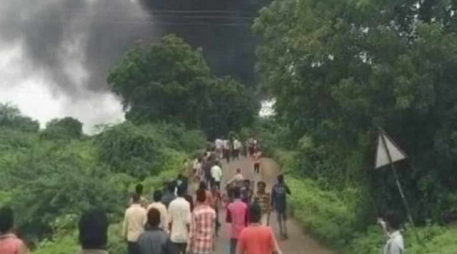 મહારાષ્ટ્ર: ધૂળેના શિરપુરની કેમિકલ ફેક્ટરીમાં વિસ્ફોટ, 12નાં મોત, 58ને ઈજા