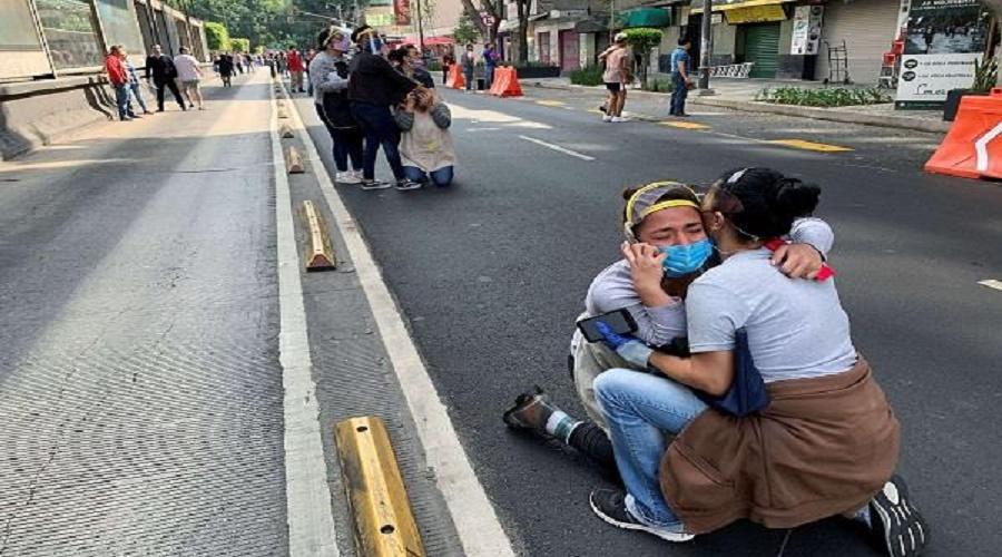 મેક્સિકોના ઓક્સાકામાં ભૂકંપના ભારે આંચકા, નોંધાઈ 7.4ની તીવ્રતા