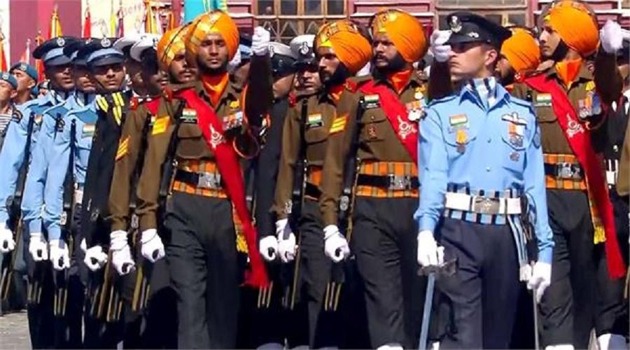 Victory Day Parade: રશિયામાં ભારતીય સૈનિકોએ ચીનના સંરક્ષણ મંત્રીને પોતાની શક્તિ બતાવી