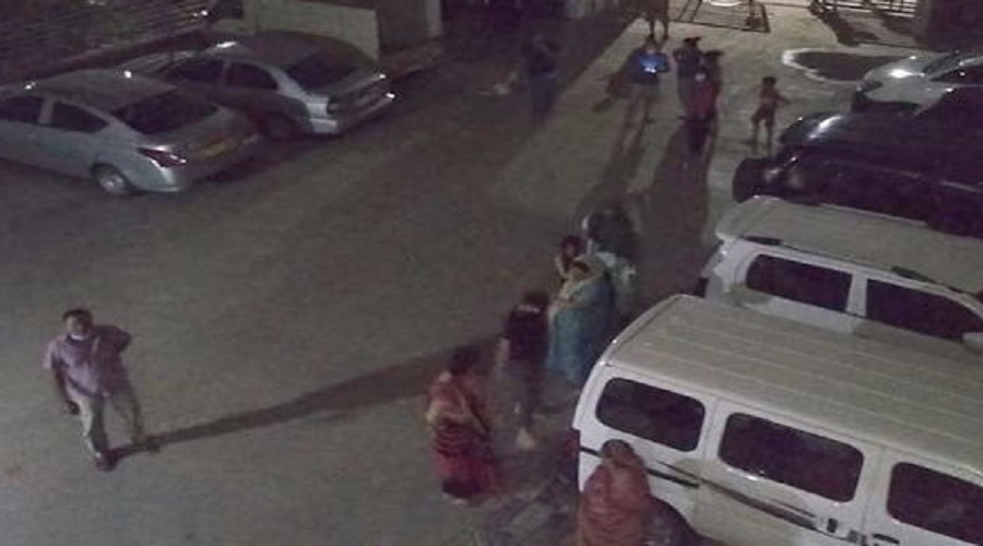 ગુજરાતમાં ભૂકંપના આંચકા, તીવ્રતા 5.5 રેક્ટર સ્કેલ, એપી સેન્ટર કચ્છ, લોકો દોડ્યા ઘરની બહાર