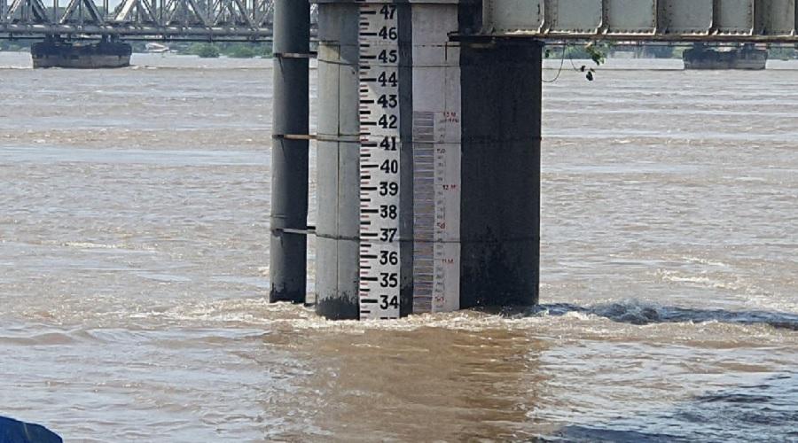 નર્મદા નદીમાં જળસ્તર વધતા 30 ગામોને અસર, ગોલ્ડન બ્રિજનું લેવલ 32.86, ગરૂડેશ્વરનો પુલ ધોવાયો