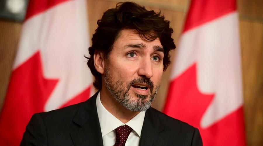 """ફ્રાન્સ કાર્ટુન વિવાદ પર કેનેડાના PM જસ્ટિન ટ્રુડોએ કહ્યું, """"દરેક વાતની એક મર્યાદા હોય છે"""""""