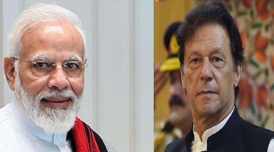 ઈમરાન ખાને PM મોદીને લખ્યો પત્ર, બન્ને દેશો વચ્ચે શાંતિ માટે કહી આ વાત