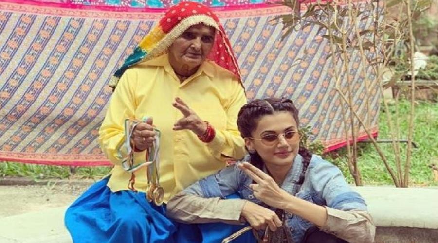 """શૂટર દાદીને કોરોના ભરખી ગયો, તેમના જીવન પર બની હતી ફિલ્મ """"સાંડ કી આંખ"""""""
