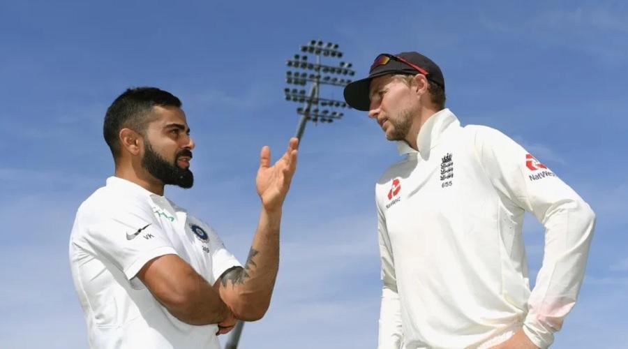 કોરોનાને કારણે ભારત-ઇંગ્લેન્ડની પાંચમી ટેસ્ટ રદ્દ, ટેસ્ટને રિ-શિડ્યુલ કરી નવી તારીખે રમાડાશે
