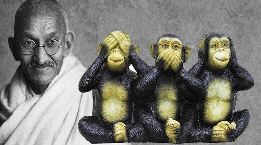 ગાંધી જયંતી વિશેષ: બાપુના ત્રણ વાંદરા જાપાનથી ચીન થઈને આવ્યા, ત્રણેય વાંદરાની રસપ્રદ વાર્તા